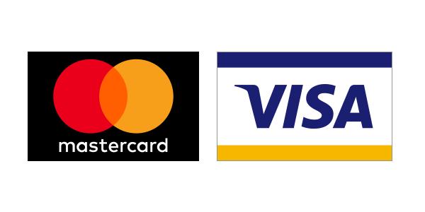 現金 もしくは クレジットカード(一括払い)でお支払いいただけます。
