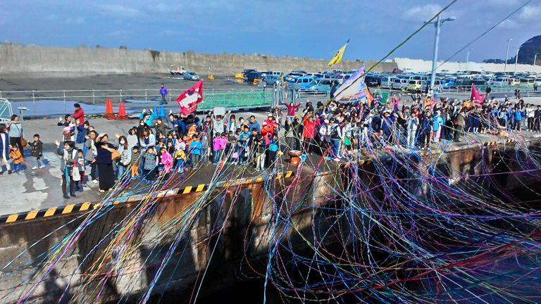 伊豆大島ウルトラランニング・マラソン